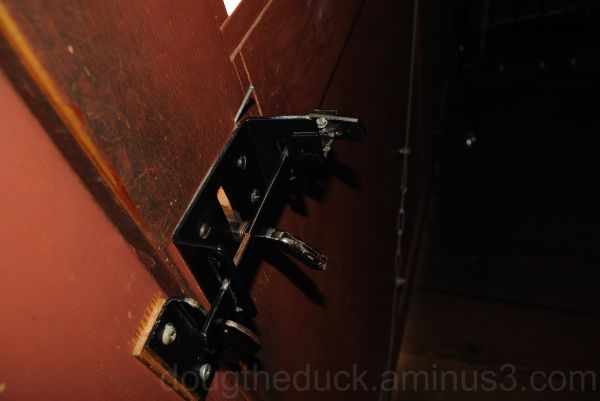 Old Door Nob