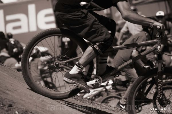 Practice Jump at Sea Otter Classic