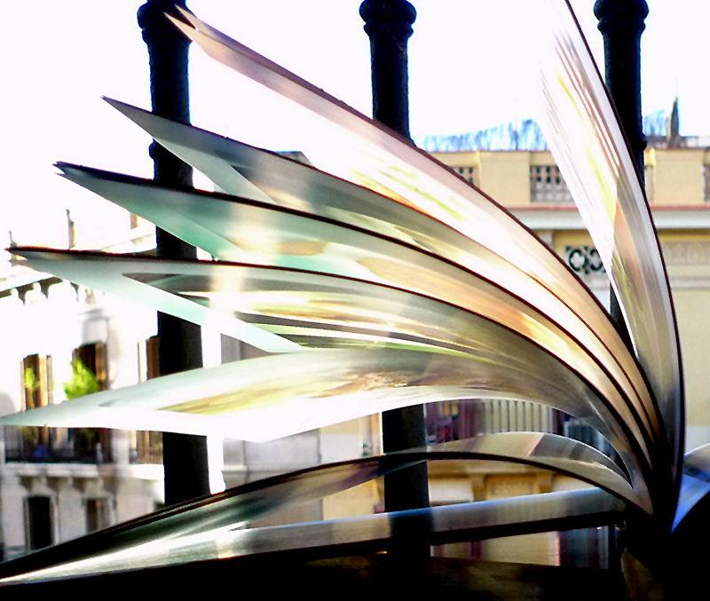 El libro de la memoria/Memory book