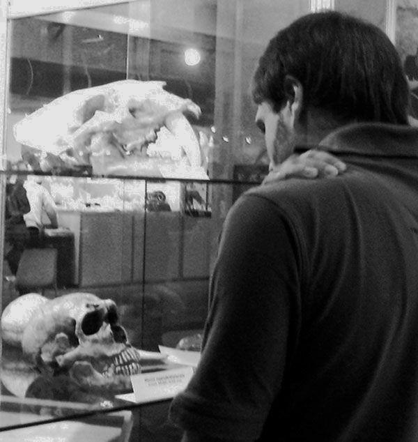 calavera skull expo Barcelona