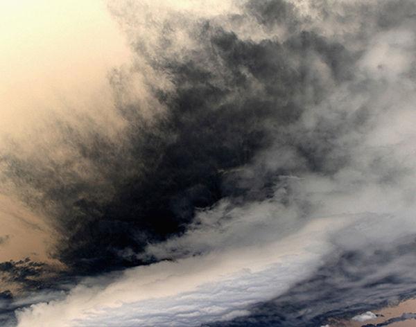 Tot retratant núvols 3