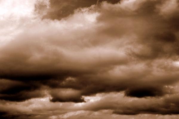 Tot retratant núvols 7