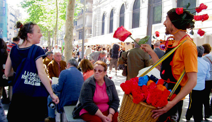 Sant Jordi, un símbol que compartim