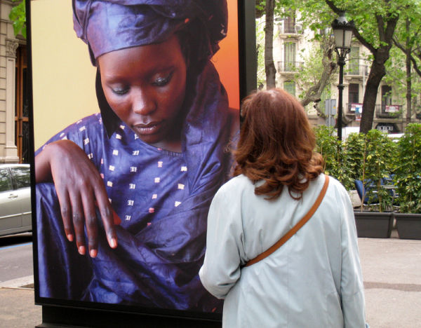 Intinerari fotogràfic: Creativitat africana. 4