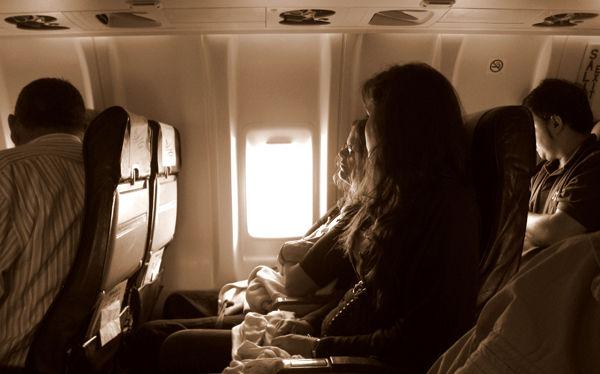... la llum a l'espai aeri