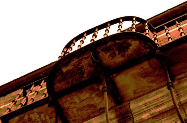 * Balcón