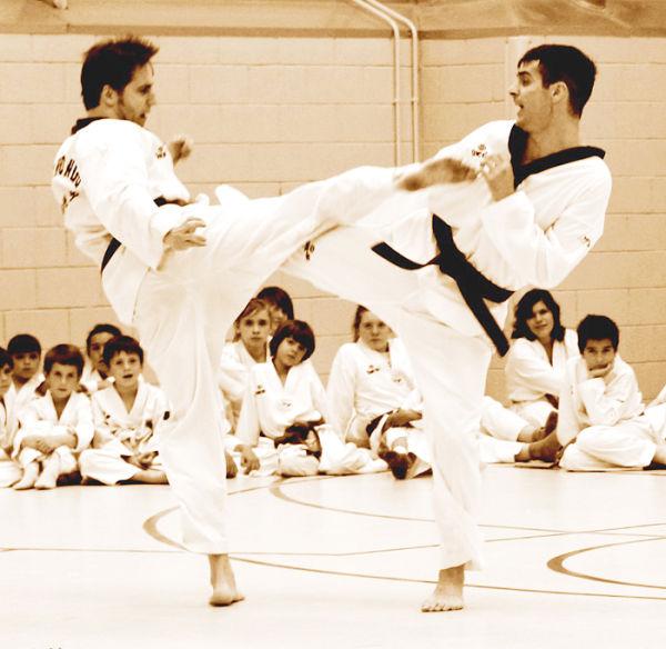 * Exhibició de Taekwondo 4