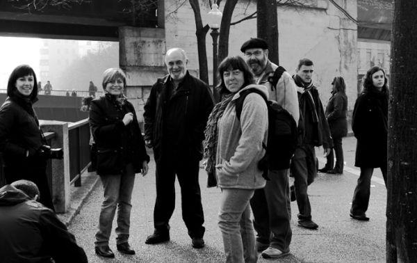 * Un gran somriure de benvinguda. Girona 3
