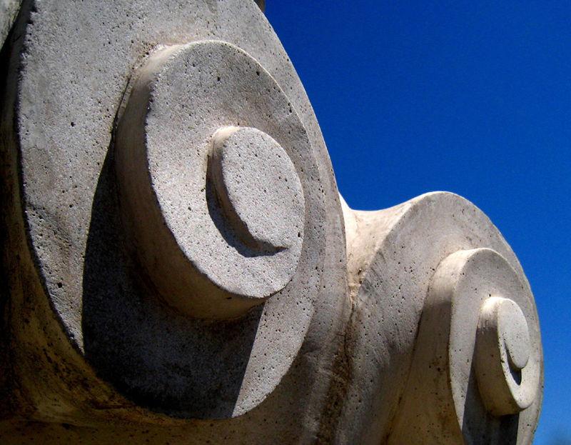 * Casa Fuster - Espirals de pedra. Terrassa