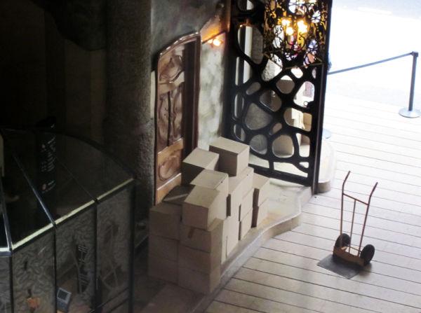 * Visions de la Casa Milà 9