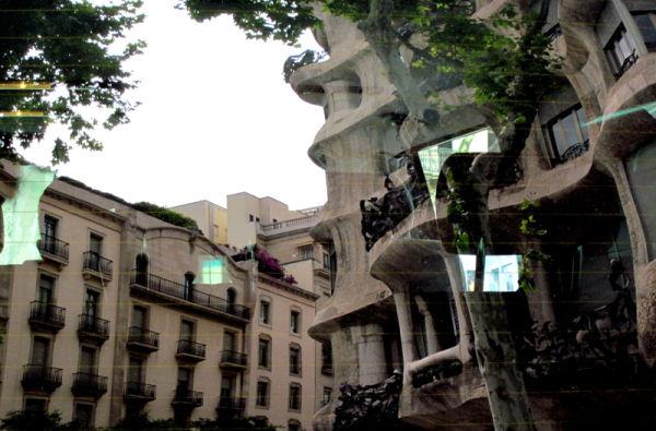 * La Pedrera un edifici oníric.