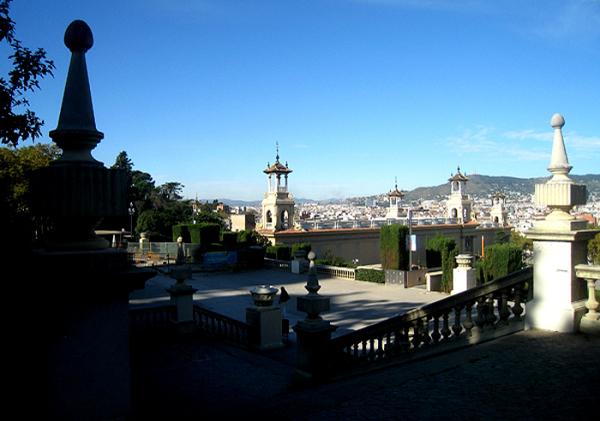 * La muntanya de Montjuïc 3