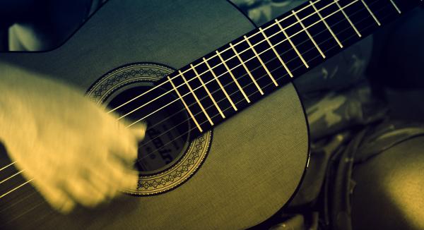 * Temps de gaudir de la música