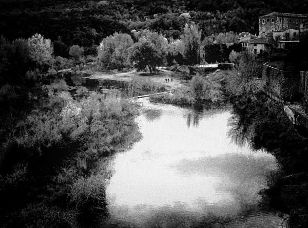 * Besalú... el riu Fluvià 5