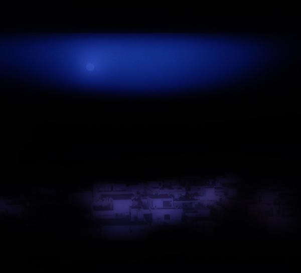 * Una nit fosca