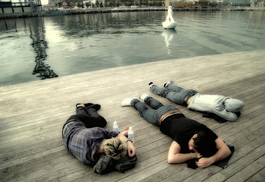 * Imatges del port de Barcelona 1