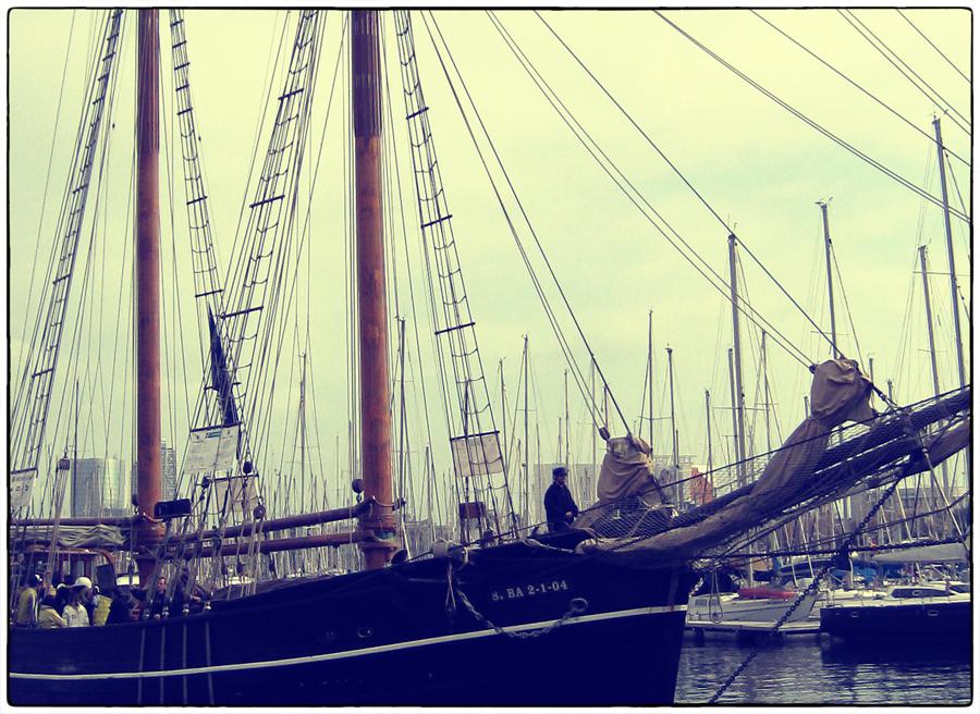 * Imatges del port de Barcelona 14
