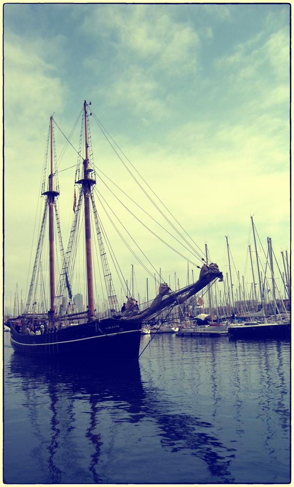 * Imatges del port de Barcelona 15