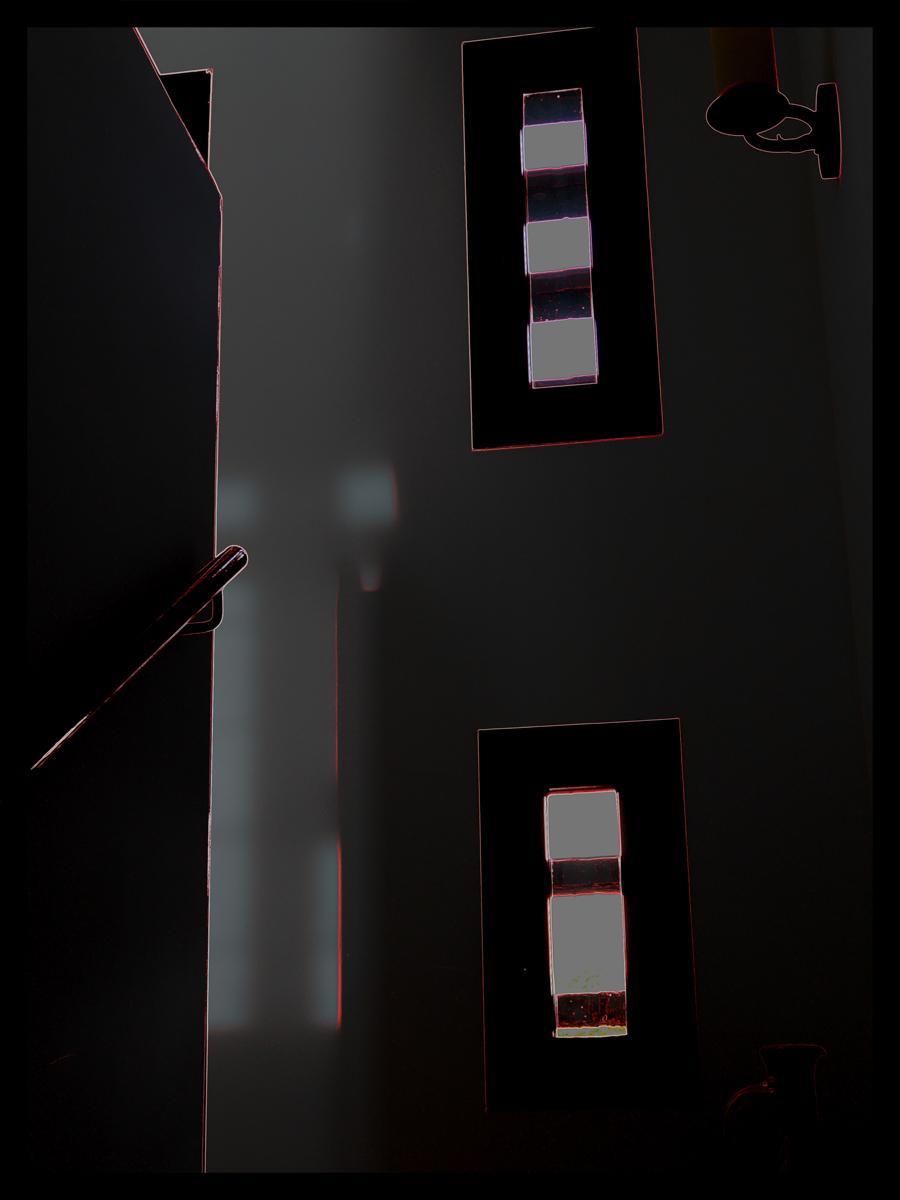 * Una escala fosca