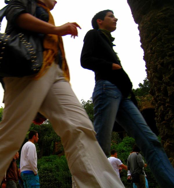 * Anem al Parc Güell 1