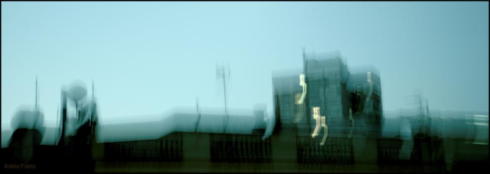 * Llum de pluja