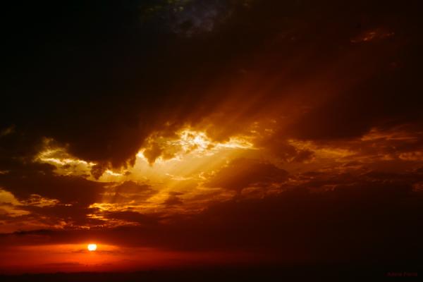 * Un cel gloriós
