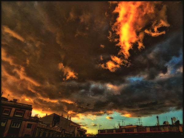* El sol se'n va... Barcelona ciutat 3
