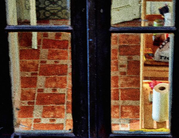 * Una finestra indiscreta