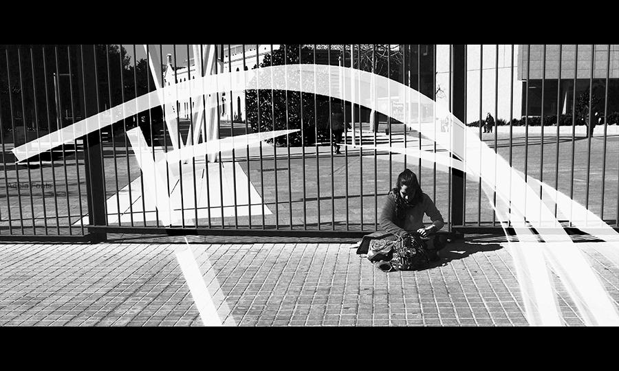 * Descans al carrer