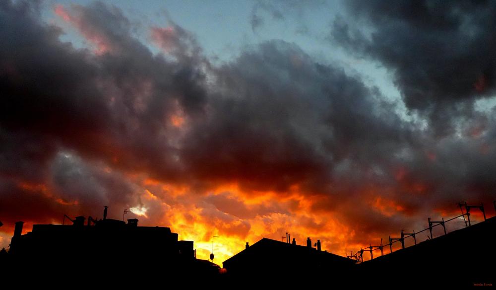 * Foc al cel