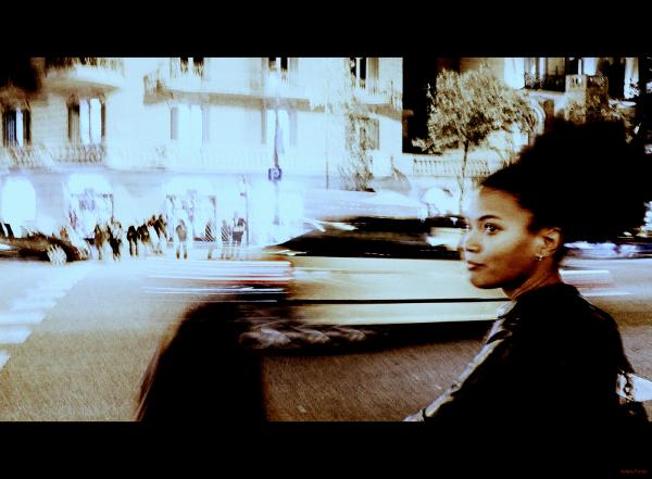 * La nit amb llum als carrers