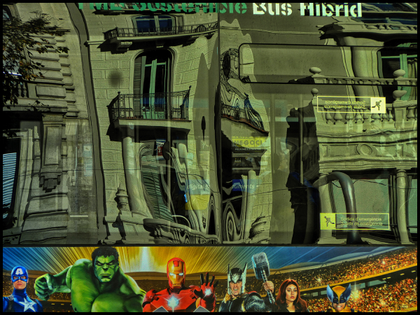 * La carrosseria del bus