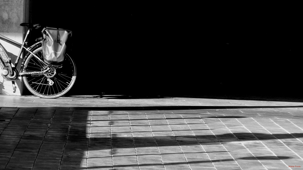 * Mitja bicicleta