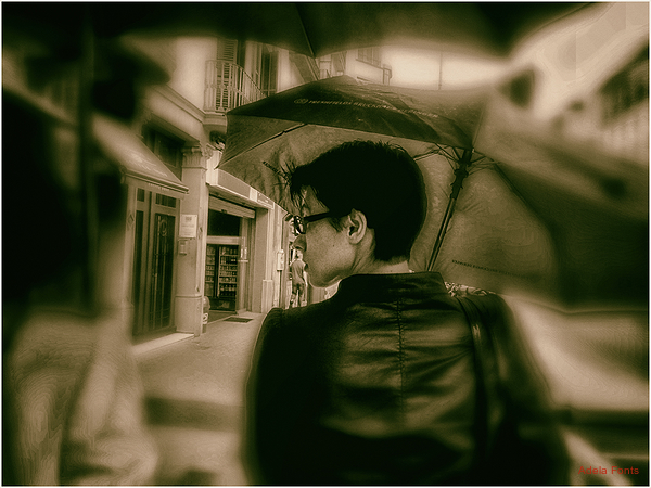 * Pluja tranquil·la