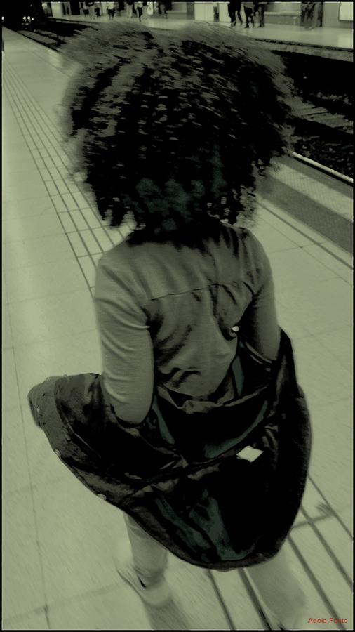 * La cabellera de la nena
