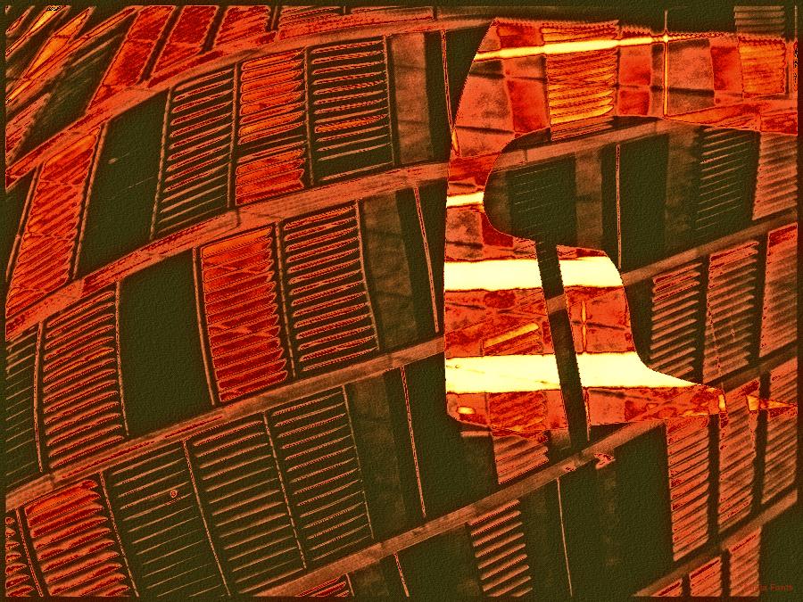 * Abstracció vermella