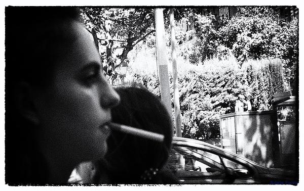 * Una cigarreta elèctrica