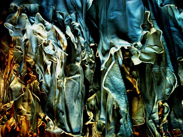 * Abstracció en roba
