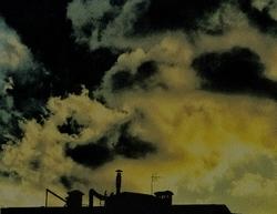 * Pintar cels de tempesta