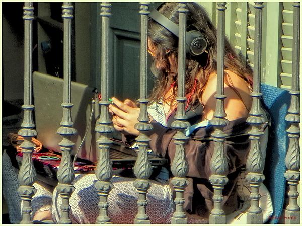 * Balcó de l'Eixample de Barcelona 2
