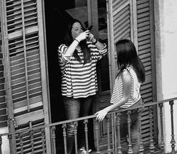 * Balcó de l'Eixample de Barcelona 7