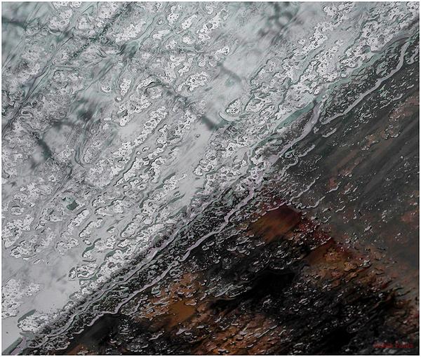* Reflex i pluja al parabrisa dels cotxes 1