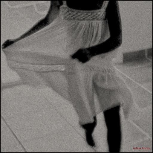 * Pas de dansa