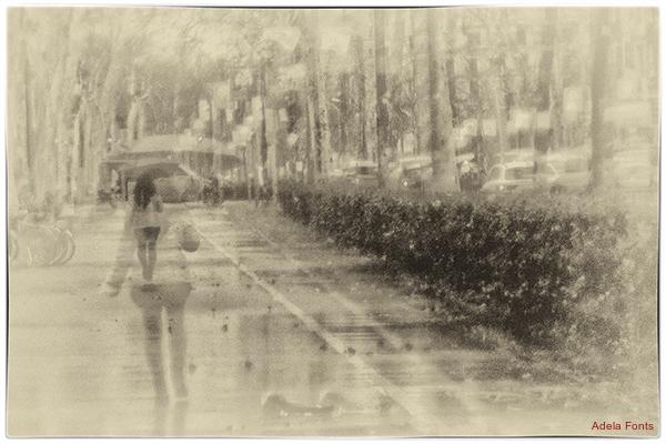 * La pluja silenciosa