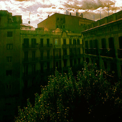 * Un espai a la ciutat