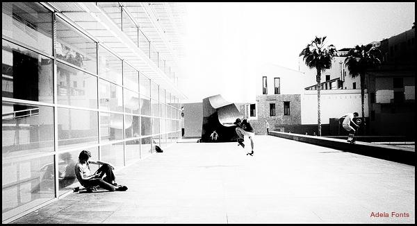 * Museu d'Art Contemporani de Barcelona 3