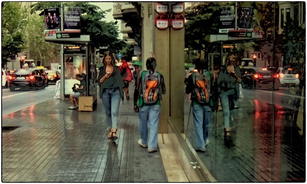 * Simetria urbana