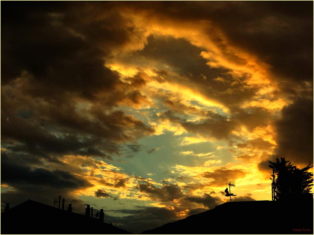 * La bellesa del cel