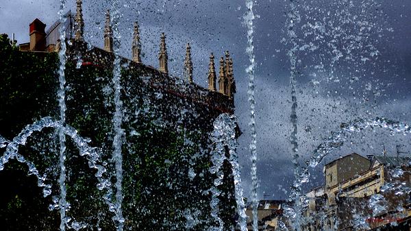 * Plaça de Catalunya de Barcelona