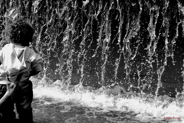 * L'atracció de l'aigua